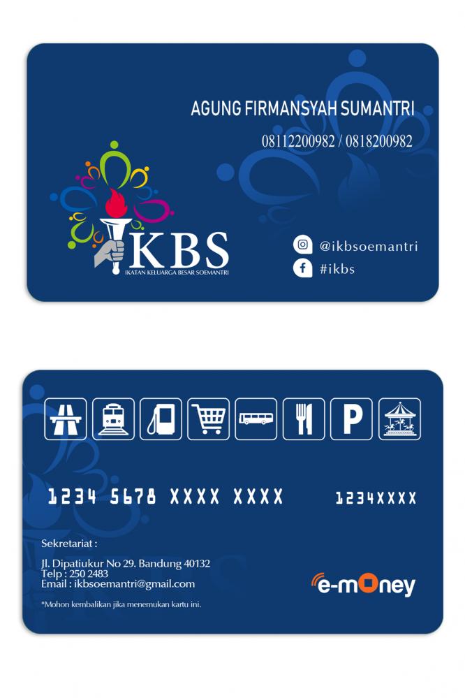 e Money Custom, Mandiri e-Money Desain Sendiri Online | e-Toll