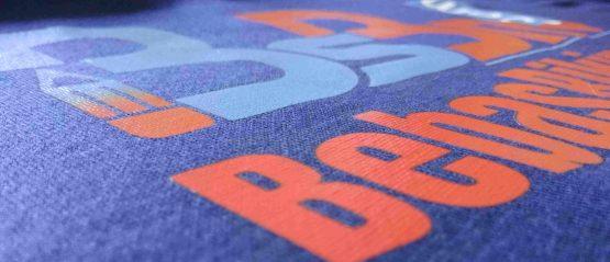 hoodie custom desain sendiri online dengan bahan cutting polyflex