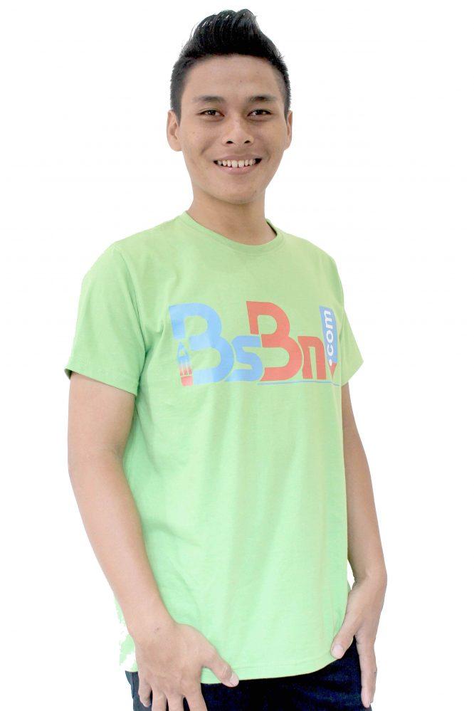 Kaos Custom Lengan Pendek Desain Online