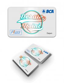 kartu bca flazz custom desain online