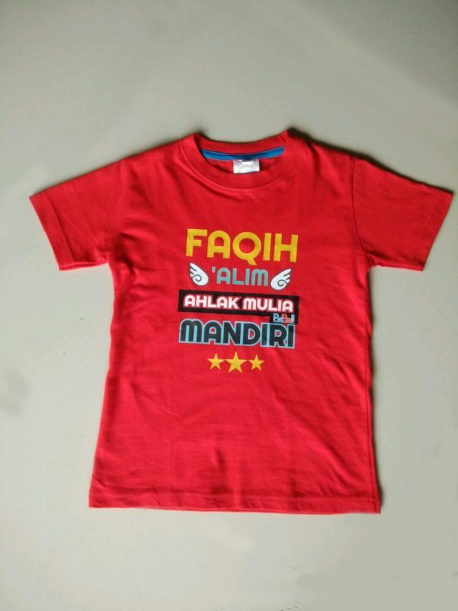 Kaos Anak Custom Desain Online