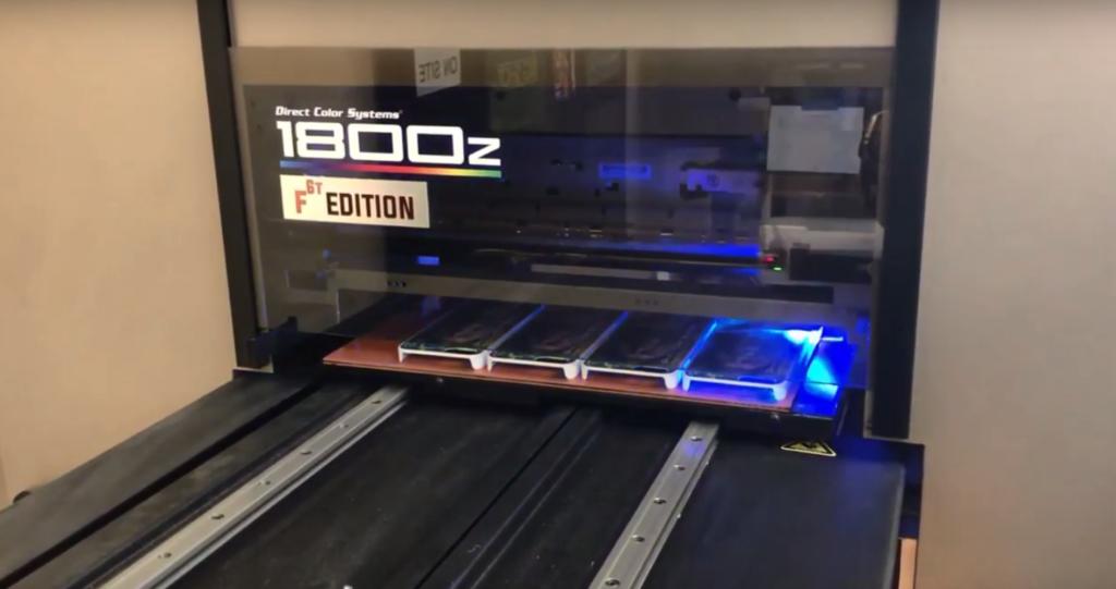 teknologi cetak pembuatan kartu E-toll