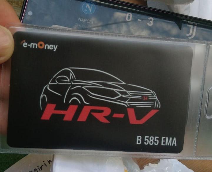 Jual E-money Grosir untuk komunitas HR-V