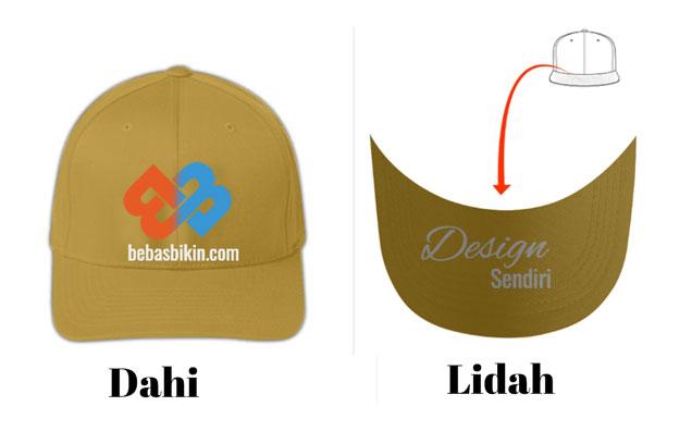 berikut harga produk Topi Custom Model Baseball