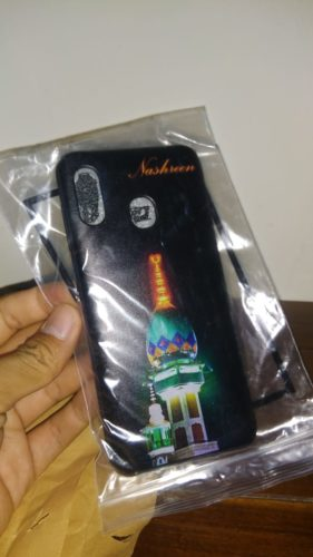 Casing Soft Case Black Matte / Blackmatte Custom Bebas Desain photo review