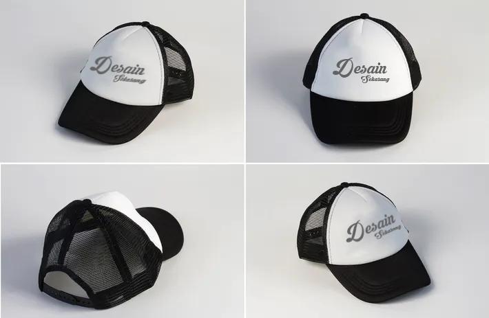 Grosir Topi Trucker Premium dan Berkualitas