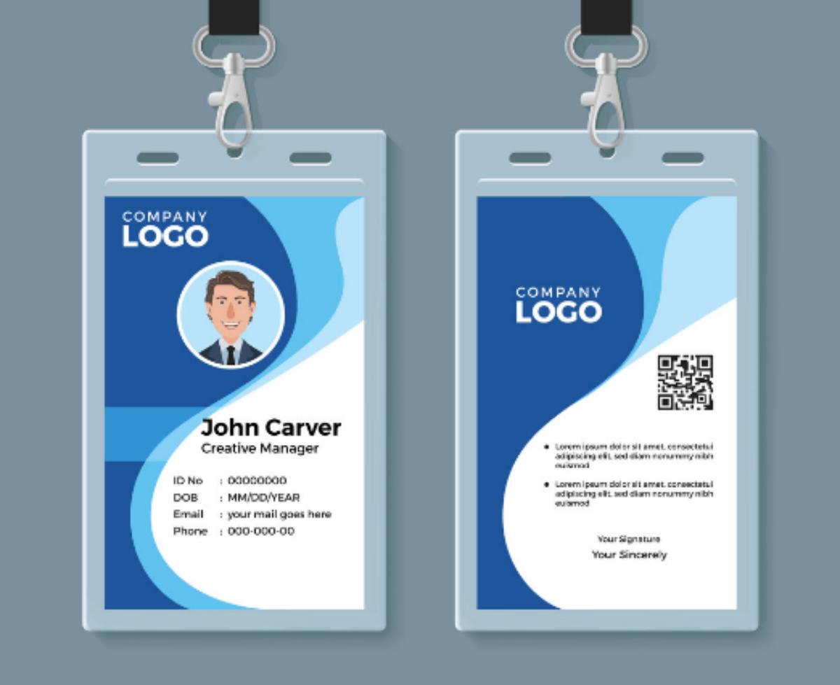 Cara Membuat Sendiri Id Card Yang Multifungsi