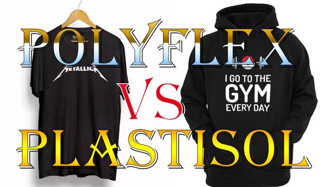 Perbedaan Polyflex Dengan Plastisol