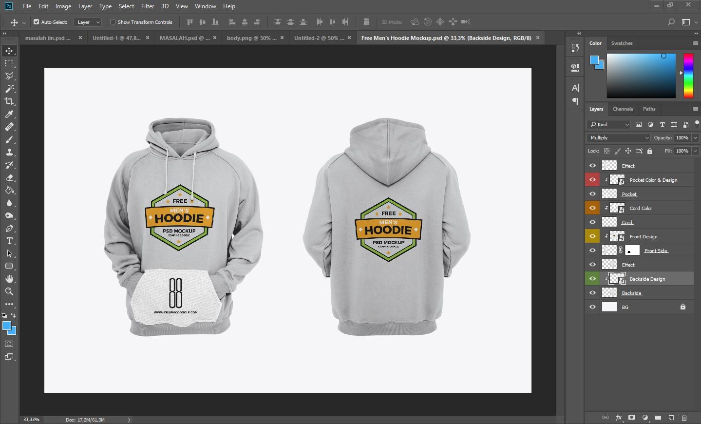 Custom Hoodie Kesayangan Dengan 5 Aplikasi Canggih Ini untuk Desain Maksimal