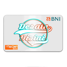 Custom TapCash BNI