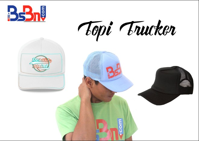 Topi Custom Murah