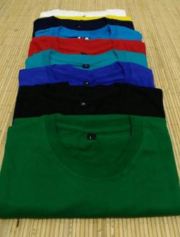 3 Warna Kaos Yang Menggambarkan Kepribadian Seseorang,Kamu Salah Satunya?